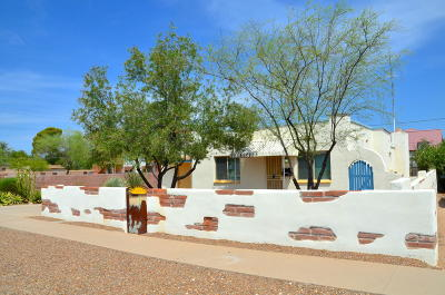 Tucson Single Family Home For Sale: 3105 E Fairmount Street