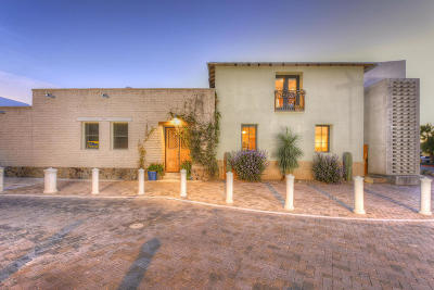 Tucson Single Family Home For Sale: 208 S Avenida Del Sembrador