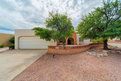 Green Valley Single Family Home For Sale: 1941 S San Ray