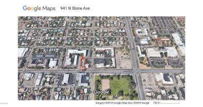 Residential Lots & Land Active Contingent: 941 N Stone Avenue