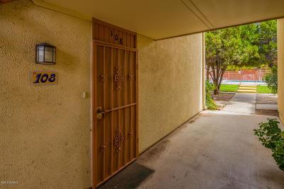 Tucson Condo Active Contingent: 1600 N Wilmot Road #108