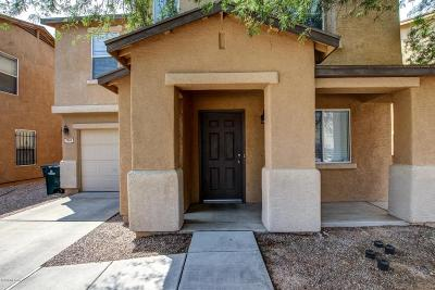 Tucson Single Family Home For Sale: 1566 E Los Cabos Place