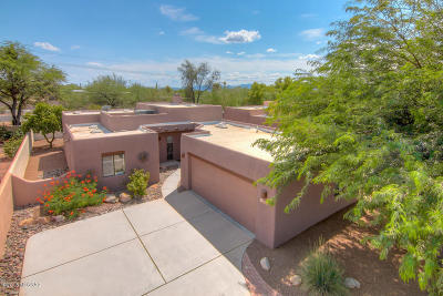 Single Family Home Active Contingent: 1597 W Chimayo Place