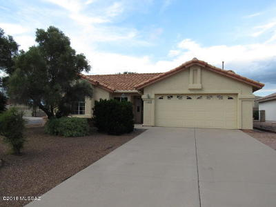 Green Valley Single Family Home For Sale: 2405 N Camino Reloj