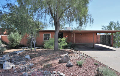 Tucson Single Family Home For Sale: 3091 W Green Ridge Drive