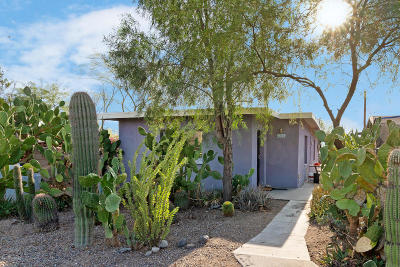 Tucson Single Family Home For Sale: 1247 N 13th Avenue