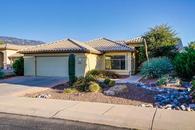 Tucson Single Family Home For Sale: 62283 E Northwood Road