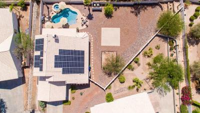 Oro Valley Single Family Home For Sale: 2092 W Hidden Pointe Court