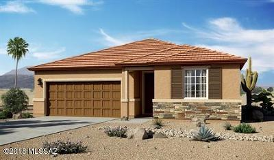 Tucson Single Family Home For Sale: 4976 W Willow Blossom Place