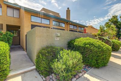 Tucson Townhouse For Sale: 3916 N Paseo De Las Canchas