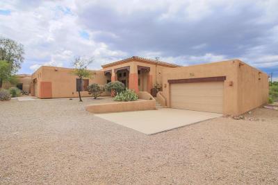 Tucson Single Family Home For Sale: 2900 W Camino Claveles