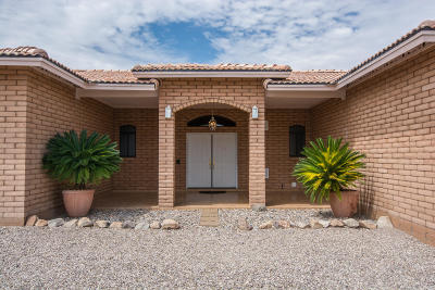 Tucson Single Family Home Active Contingent: 3775 W Morgan Road