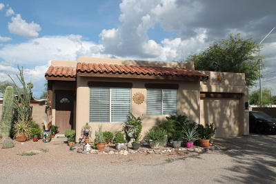Tucson Single Family Home Active Contingent: 309 E Roger Road