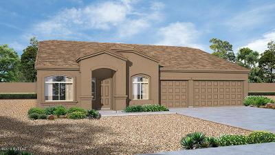 Tucson Single Family Home For Sale: 13214 W Finger Aloe Street