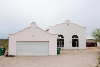 Tucson Single Family Home Active Contingent: 4609 E Coachlight Lane