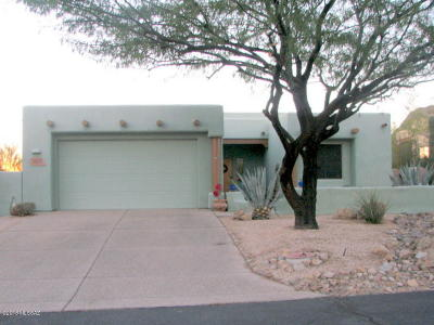 Pima County Single Family Home Active Contingent: 1960 S Triangle X Lane