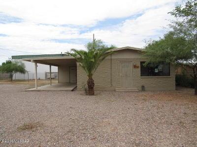 Marana Single Family Home For Sale: 11733 W Watz Place