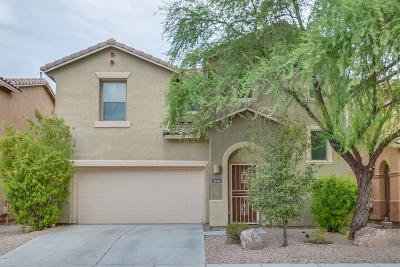 Tucson Single Family Home For Sale: 1646 W Gleaming Moon Trail
