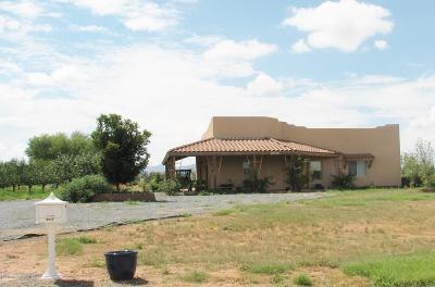 Cochise Single Family Home For Sale: 4505 N Cochise Stronghold Road