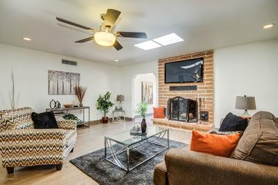 Oro Valley Townhouse For Sale: 8593 N Via Tioga