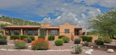 Tucson Single Family Home For Sale: 7639 E Felicity Place