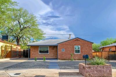 Tucson Single Family Home For Sale: 1634 E Copper Street