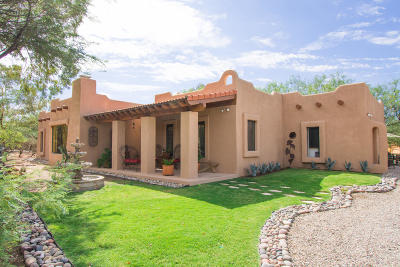 Single Family Home Active Contingent: 3897 N Bear Canyon Road