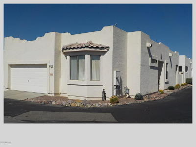 Tucson Townhouse For Sale: 6149 W Red Sky Circle