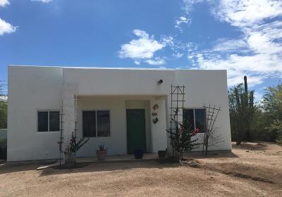 Tucson Single Family Home For Sale: 6095 N Van Ark Road