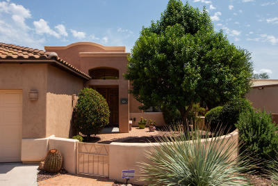 Tubac Single Family Home For Sale: 122 Paseo San Miguel