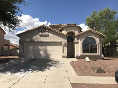 Tucson Single Family Home For Sale: 5626 W Cortaro Crossing Drive