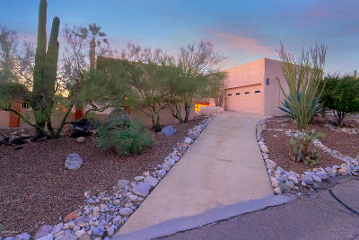 Single Family Home For Sale: 5619 N Paseo Ventoso
