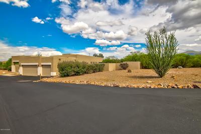 Vail Single Family Home For Sale: 16843 S Ocotillo View Road