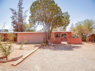 Tucson Single Family Home Active Contingent: 1503 N Desmond Avenue