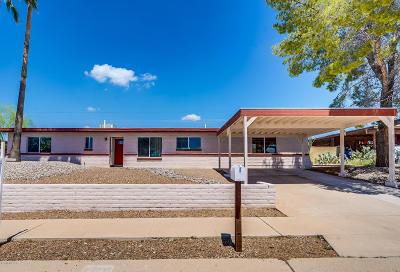 Tucson Single Family Home Active Contingent: 3200 S Winona Ci Circle S