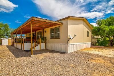 Pima County Manufactured Home For Sale: 1974 W Schafer Street