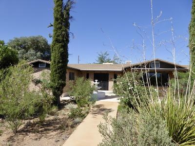 Tucson Single Family Home For Sale: 5425 W Sunset Road