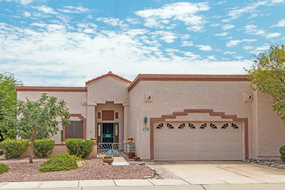 Oro Valley Townhouse Active Contingent: 1349 W Blooming Desert Way