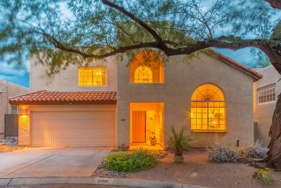 Single Family Home Active Contingent: 3386 N Deer Brush Court