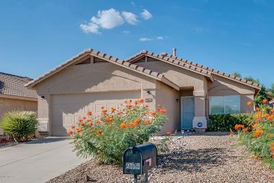 Single Family Home Active Contingent: 2225 E Tabular Place