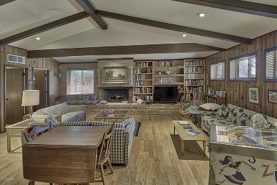 Single Family Home For Sale: 7300 N Leonardo Da Vinci Way