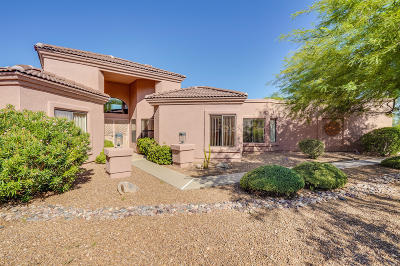 Oro Valley Single Family Home For Sale: 10195 N Alder Spring Drive