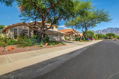 Oro Valley Single Family Home Active Contingent: 12340 N Mt Bigelow Road