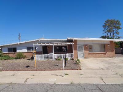 Single Family Home For Sale: 8331 E Shiloh Street