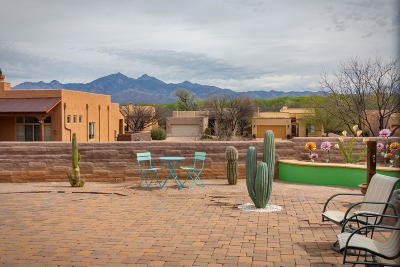Tubac Single Family Home For Sale: 109 Powell Court