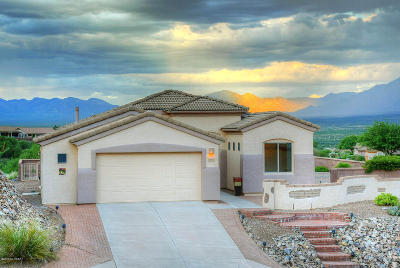 Green Valley Single Family Home Active Contingent: 2260 W Calle Ceja