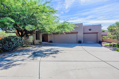 Pima County Single Family Home For Sale: 13955 E Fiery Dawn Drive