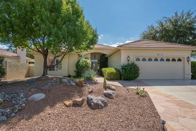Single Family Home Active Contingent: 38459 S Golf Course Drive