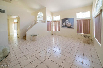 Tucson Single Family Home Active Contingent: 9891 N Windwalker Trail