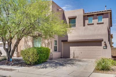 Sahuarita Single Family Home Active Contingent: 54 W Camino Rancho Viejo